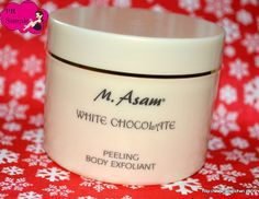 {Review} M.ASAM White Chocolate Körpercreme