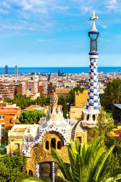 Honestly, I don't think you can go to Spain and not visit Barcelona. It is not the capital city, but is one of the most interesting places to check out while in Spain.