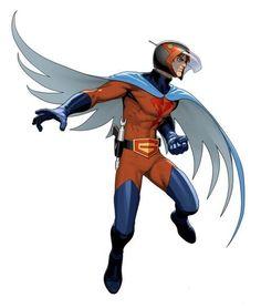 Japanese superhero design (Tatsunoko vs Capcom)