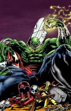 #Hulk #Fan #Art. (Maestro) By: Statman71. ÅWESOMENESS!!!™ ÅÅÅ+