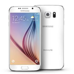 Samsung didn't just focus on design for the new phones either. In archetypal Samsung fashion, the Galaxy phones are packed with the latest technology. Samsung Galaxy S6, Samsung Cases, Phone Wallet, Iphone 8 Plus, Mobiles, Cell Cases, Phone Cases, Refurbished Phones, T Mobile Phones