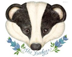 on ze blog today, how 2015 is also The Year of theBadger for me, low to the ground and fierce.  xo
