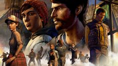 The Walking Dead: The Telltale Series - A New Frontier Episode 4 Releases April 25 - http://techraptor.net/content/the-walking-dead-thicker-than-water-april-25 | Gaming, Gaming News