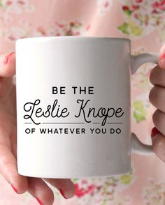 The Little Things Mug by CharmAndGumption on Etsy