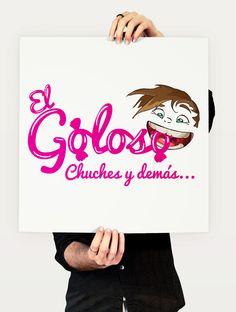 """IMAGEN CORPORATIVA """"EL GOLOSO"""" CHUCHES Y DEMÁS..."""