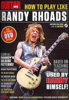 Guitar World: How to Play Like Randy Rhoads gives you all the tools necessary to play like Ozzy Osbourne's late neoclassical master. Utilizing teaching methods used by Randy himself, Andy Aledort demo