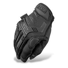 BLACK MEDIUM Scorpion Covert Tactical Gloves