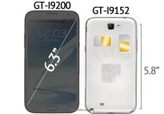 Samsung pregăteşte doi monştri: Galaxy Mega, telefonul care depăşeşte Note 2