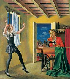 Primeros Pasos by Antonio Berni at El Museo de Bellas Artes in Buenos Aires, Argentina Social Realism, Rene Magritte, Art Database, Museum Of Fine Arts, Art Google, Art Boards, Photo Art, Art Pieces, Painting