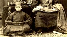 Thomas Child's photographs of 19th century China on show in London.