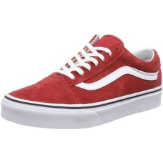 Vans Unisex Old Skool (Canvas) Skate Shoe ($28) ❤ liked on Polyvore featuring shoes, sneakers, canvas sneakers, canvas trainers, canvas shoes, vans trainers and skate shoes