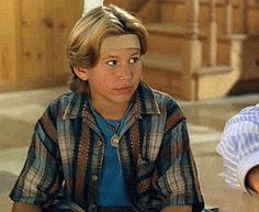 This movie has a heartwarming story about a young boy adjusting to a new family dynamic while making unlikely friends. That boy also happens to be another major '90s crush: Jonathan Taylor Thomas.  Image Source: Disney
