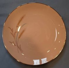 CHINA DISHES SERVICE FOR 12 made in USA - $75