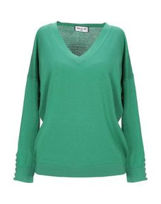 Paul & Joe Women Sweater on YOOX. The best online selection of Sweaters Paul & Joe. Jumpers For Women, Sweaters For Women, Paul And Joe, Green Sweater, Sweater Outfits, World Of Fashion, Your Style, V Neck, Sweatshirts