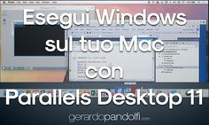 Fai che Windows, Linux o qualsiasi altro sistema operativo possa essere utilizzato al massimo delle sue potenzialità comodamente su Mac.