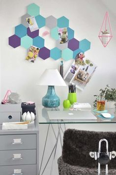 Energy Efficient Home Upgrades in Los Angeles For $0 Down -- Home Improvement Hub -- Via - DIY Wall Art Ideas for Teen Rooms - DIY Cute Honeycomb Pin Board - Cheap and Easy Wall Art Projects for Teenagers - Girls and Boys Crafts for Walls in Bedrooms - Fun Home Decor on A Budget - Cool Canvas Art, Paintings and DIY Projects for Teens http://diyprojectsforteens.com/diy-wall-art-teens