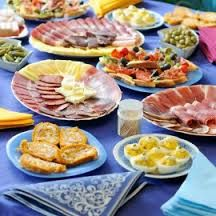 resultado de imagen para comida para fiestas de cumpleaos de adultos