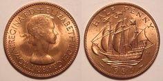 1953 ha'penny