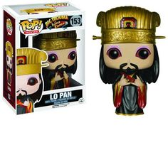 Big Trouble In Little China - Lo Pan Pop! Vinyl Drawn straight out of the 1986 cult classic movie, these Big trouble in little China Pop! Vinyls are ready to join your brilliant collection today! The evil head of the perplexing underworld of San Franci Funko Pop Figures, Vinyl Figures, Action Figures, Vinyl Toys, Funko Pop Vinyl, Evil Head, Dark Pop, Pop Collection, China