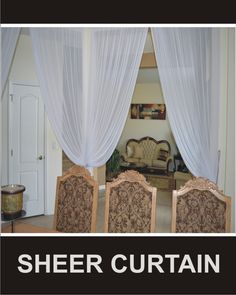 Stage Curtains, Pleated Curtains, Velvet Curtains, Curtains Pictures, Small Home Theaters, Theatre Stage, Elegant, Simple, Decor Ideas
