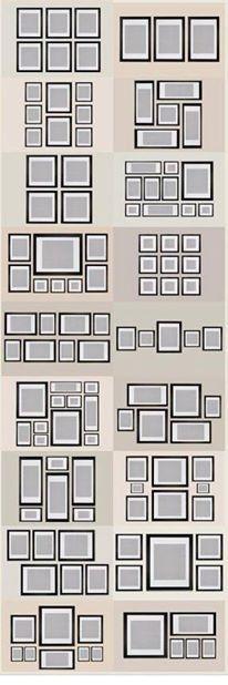 les 11 meilleures images du tableau assemblage de tableaux sur pinterest encadrement mur de. Black Bedroom Furniture Sets. Home Design Ideas