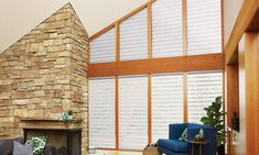 Are you in search of new window treatments for your home? Pirouette® Window Shadings provide a bold and modern alternative to the look and feel of traditional fabric shades! Window Blinds & Shades, Blinds For Windows, Window Coverings, Window Treatments, Coffee Table To Dining Table, Coffee Tables, Honeycomb Shades, Hunter Douglas, Wood Blinds
