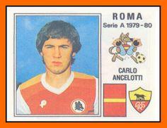 CARLO ANCELOTTI Roma (1979)