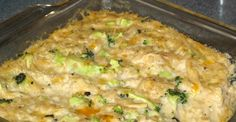 Broccoli Rice Casserole That'll Set Your Dinner Table Apart From Others :http://recipescool.com/broccoli-rice-casserole-thatll-set-dinner-table-apart-others/