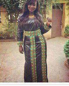 Malian Fashion bazin #Malifashion #Malianfashion #bazin #Africanfashion #Westafricanfashion #Mali #Bamako #malianwomenarebeautiful #dimancheabamako #mussoro #malianwedding #bazinriche #malianbride #lesmaliennesontbelles #lesafricainessontbelles #brodé #brocade #teinture #gala #waxoutfits #ankara #dalifini #vlisco #getzner #lesmaliennesontbelles African Inspired Clothing, African Print Clothing, African Print Dresses, African Print Fashion, Tribal Fashion, African Wear, African Women, African Traditional Dresses, Traditional Outfits