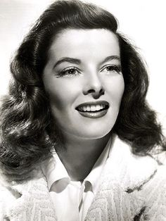 Katharine Hepburn #hollywood #classic #actresses #movies cinema-classico-atrizes