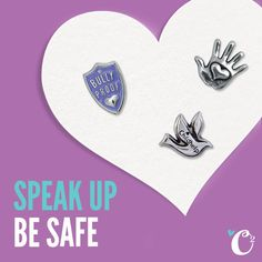 Origami Owl is humbled to partner with Childhelp in an effort to prevent child abuse, neglect, and all forms of bullying.  #origamiowl #childhelp #speakupbesafe
