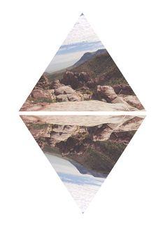 Wanderer Inspiration Print 2  by RISINGgoods