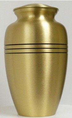 UrnsDirect2U Class Brass Adult Urn - 9511-10