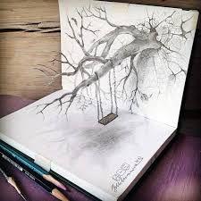 40 Mejores Imagenes De Dibujos En 3d 3d Pencil Drawings Pencil
