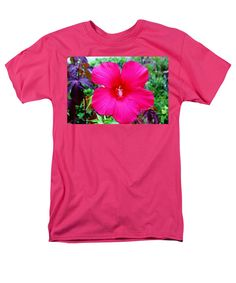 Flower T-Shirt featuring the photograph Big And Proud by Cynthia Guinn