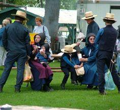 Amish families ( Troyer or Swartzentruber ?)