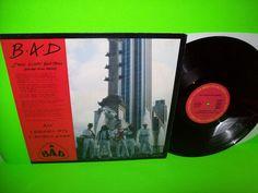 "B.A.D BIG AUDIO DYNAMITE C'MON EVERY BEATBOX VINTAGE VINYL 12"" EP DANCE HIP HOP #Electronica #BigAudioDynamite"