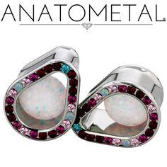 - Super Teardrop Eyelets - ANATOMETAL - Professional Grade Body Piercing Jewelry