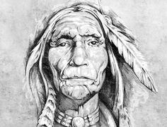 Die 20 Verhaltensregeln der Indianer