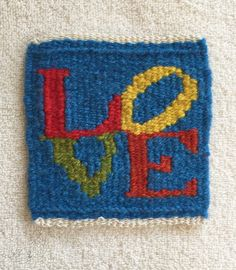 Sally Mack, Weaving Tapestry on Little Looms online class with Rebecca Mezoff