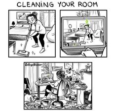 This Cartoonist Perfectly Captures The Everyday Struggles Of Being An Adult | Guff