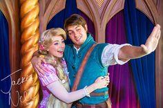 Rapunzel and Flynn Rider | Flickr