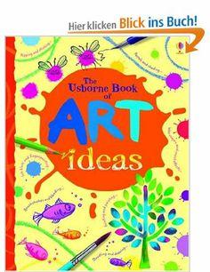 Art Ideas: Amazon.de: Fiona Watt: Englische Bücher