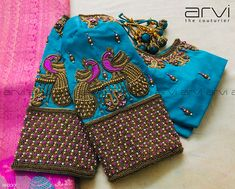 creations from Maggam Work New shirt catalog . - Trend Tattoo latest creations from Maggam Work New catalog of designer shirts We -Tattoo trend: latest creations from Maggam Work New shirt catalog . - Trend Tattoo latest creations from Maggam Work New Cutwork Blouse Designs, Wedding Saree Blouse Designs, Fancy Blouse Designs, Wedding Blouses, Peacock Blouse Designs, Sari Design, Peacock Design, Hand Work Blouse Design, Stylish Blouse Design