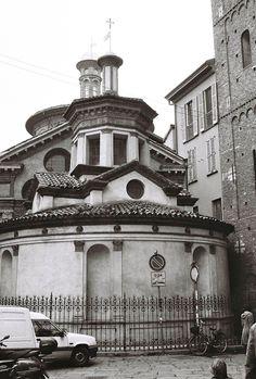 San Satiro, Milano . by Ellena Light