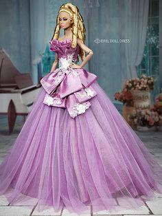 New Dress for sell EFDD | por eifel85, eifel doll dress