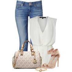 Untitled #305, created by denise-schmeltzer on Polyvore