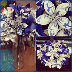 caitjane25's photo on Instagram  Elvis Presley theme bouquet for a gift