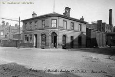Brook Street/Rusholme Road, Chorlton on Medlock, 1924