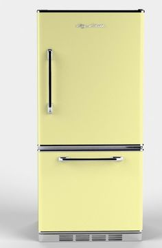 Retropolitan Big Chill Refrigerator - Putting on the Wish List.